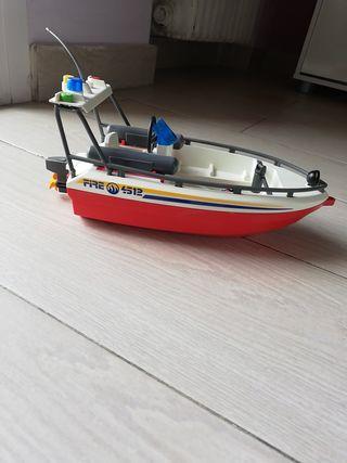 yate playmobil
