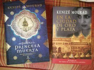 Libros Kenizé Mourad