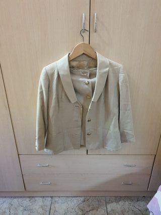Traje conjunto chaqueta