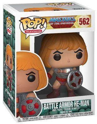 Funko Pop Battle Armor He-Man 562.