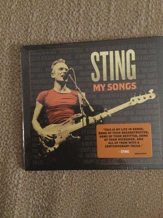 CD - STING