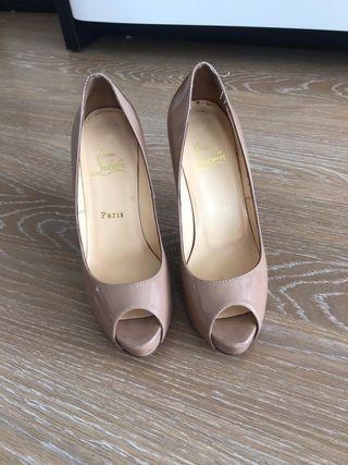 Zapatos louboutin 36