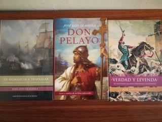 Libros. José Luis Olaizola
