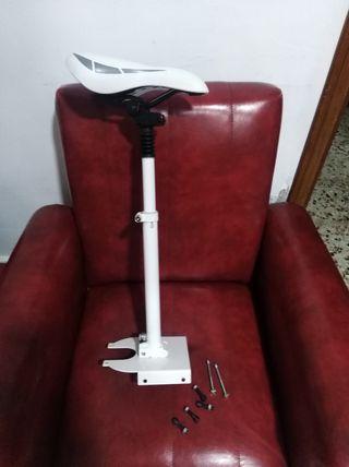 asiento o sillín patinete electrico