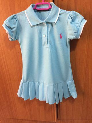 Vestido talla 3-4 años