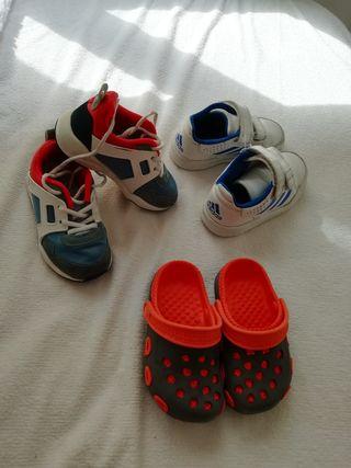 Zapatos niño o niña, Sneakers, adidas