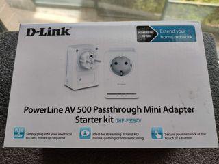 D-link Powerline AV 500 PLC