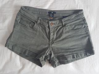 pantalon corto mujer talla 38