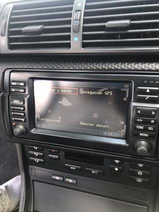 Radio gps BMW E46 2005