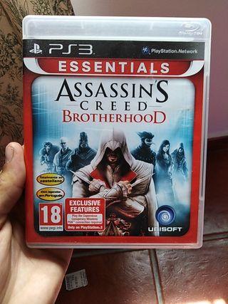Assasin Creed BrotherHood.