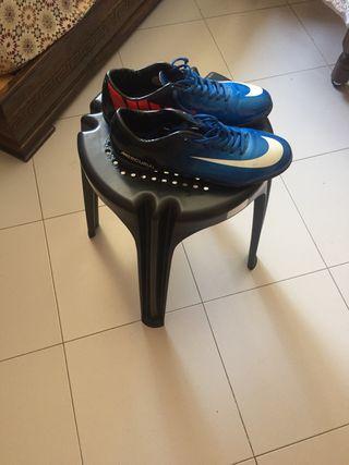 Zapatillas de fútbol salas n* 41tenin