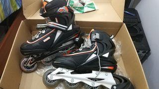 patines en linea boomerang