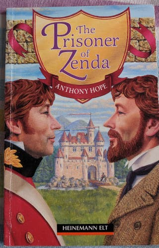 Libro The Prisoner of Zenda