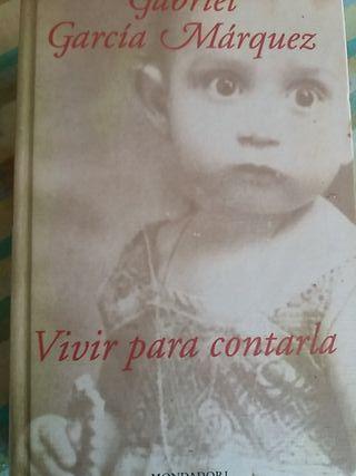 Vivir para contarla de Gabriel García Márquez