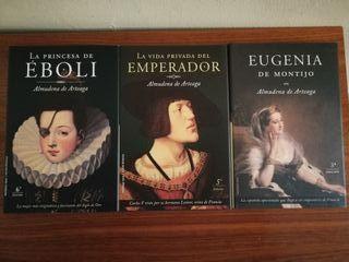Libros. Almudena de Arteaga