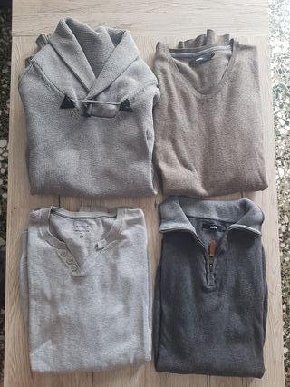 Lote jerseys hombre
