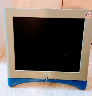 "Monitor ordenador 17"" LCD"