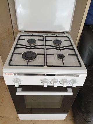 cocina butano Telefuken muy NUEVA