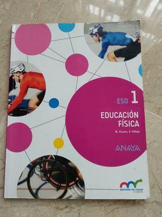 Libro Educación Física 1°ESO