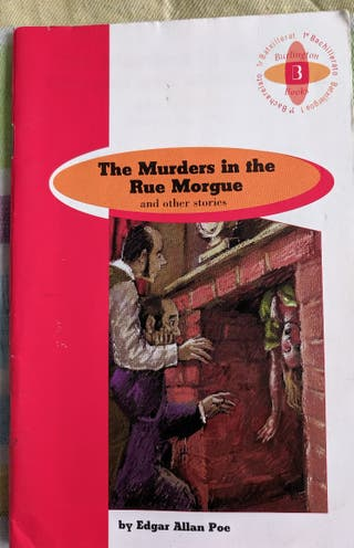 Libro The Murders in the Rue Morgue