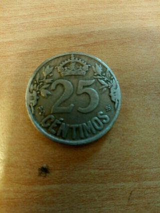 vendo lote monedas antiguas 1925