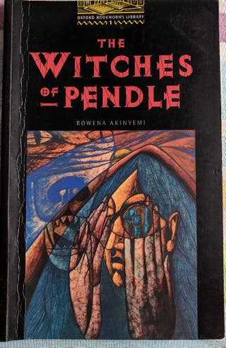 Libro The Witches of Pendle