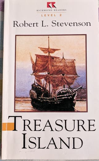 Libro Treasure Island level 2