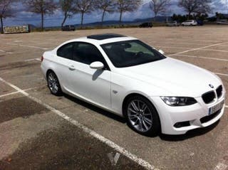 BMW 320 Coupe Pack M