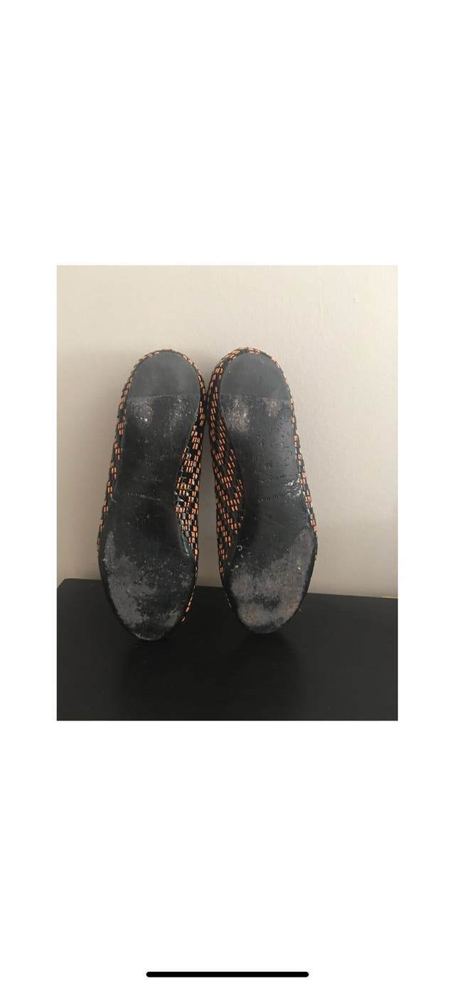 Burberry Prorsum Ballet Flats 38