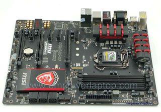 MSI Gaming 5 Z97 + i7 4790 + 16GB 2133MHz Ram