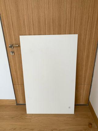 Tablero madera 120 x 75 x 1 cm