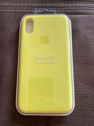 Carcarsa de IPhone X y xs