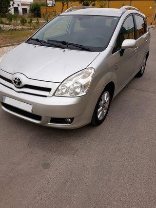 Toyota Corolla Verso 7 plz
