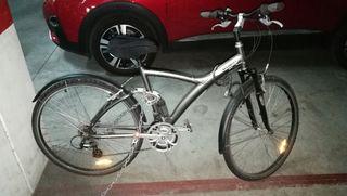 Bicicleta Btwin 7 + Accesorios