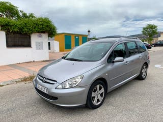 Peugeot 307 SW 2.0 HDi 7 PLAZAS