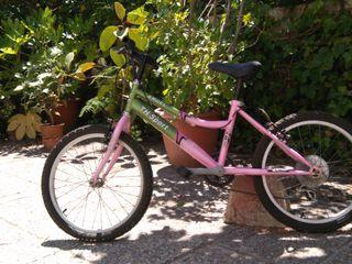 bicicleta infantil diametro 20cm