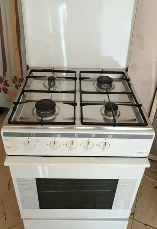 cocina gas butano Crolls