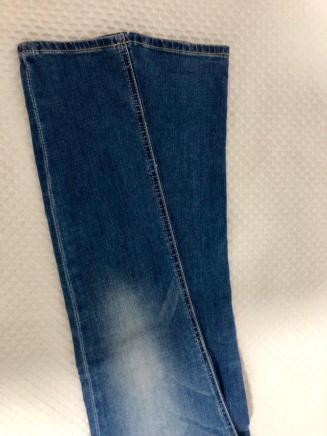 Jeans Mujer Abercrombie De Segunda Mano Por 19 En Malaga En Wallapop