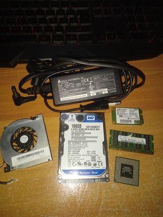 HDD WD SCORPIO BLUE 160 GB+INTEL CELERON 575