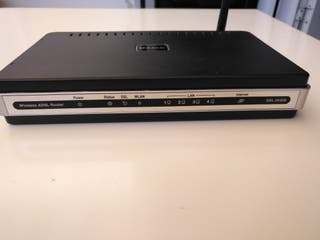 Router wifi ADSL D-link