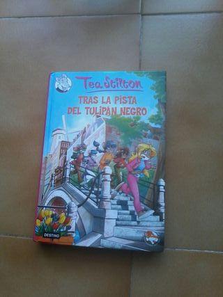 TRAS LA PISTA DEL TULIPÁN NEGRO