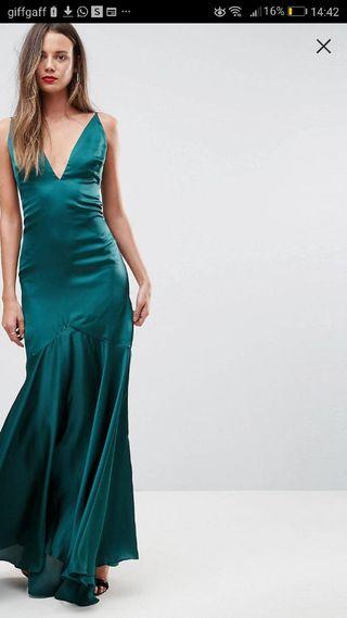 Cami Strappy Maxi Dress