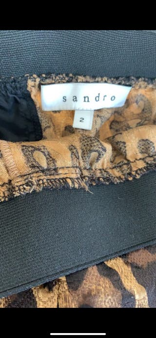 Sandro trousers M 38 10