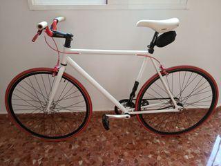 bici urbana y fixe