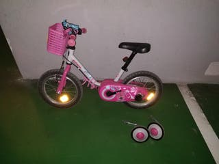 Bicicleta infantil 3-6 anys