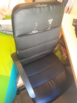 Silla escritorio ruedas IKEA