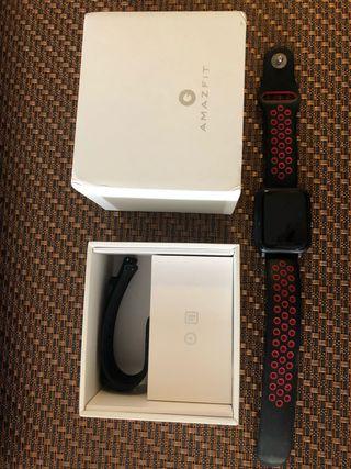 Smartwatch Xiaomi Amazfit (reloj inteligente)
