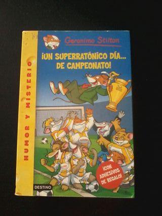 ¡UN SUPERRATÓNICO DÍA...DE CAMPEONATO!