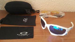 b5c3cd99b4 Gafas Oakley ciclismo de segunda mano en la provincia de Madrid en ...