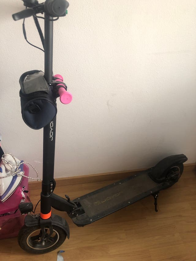 Patinete eléctrico joyor x1 de segunda mano por 500 € en